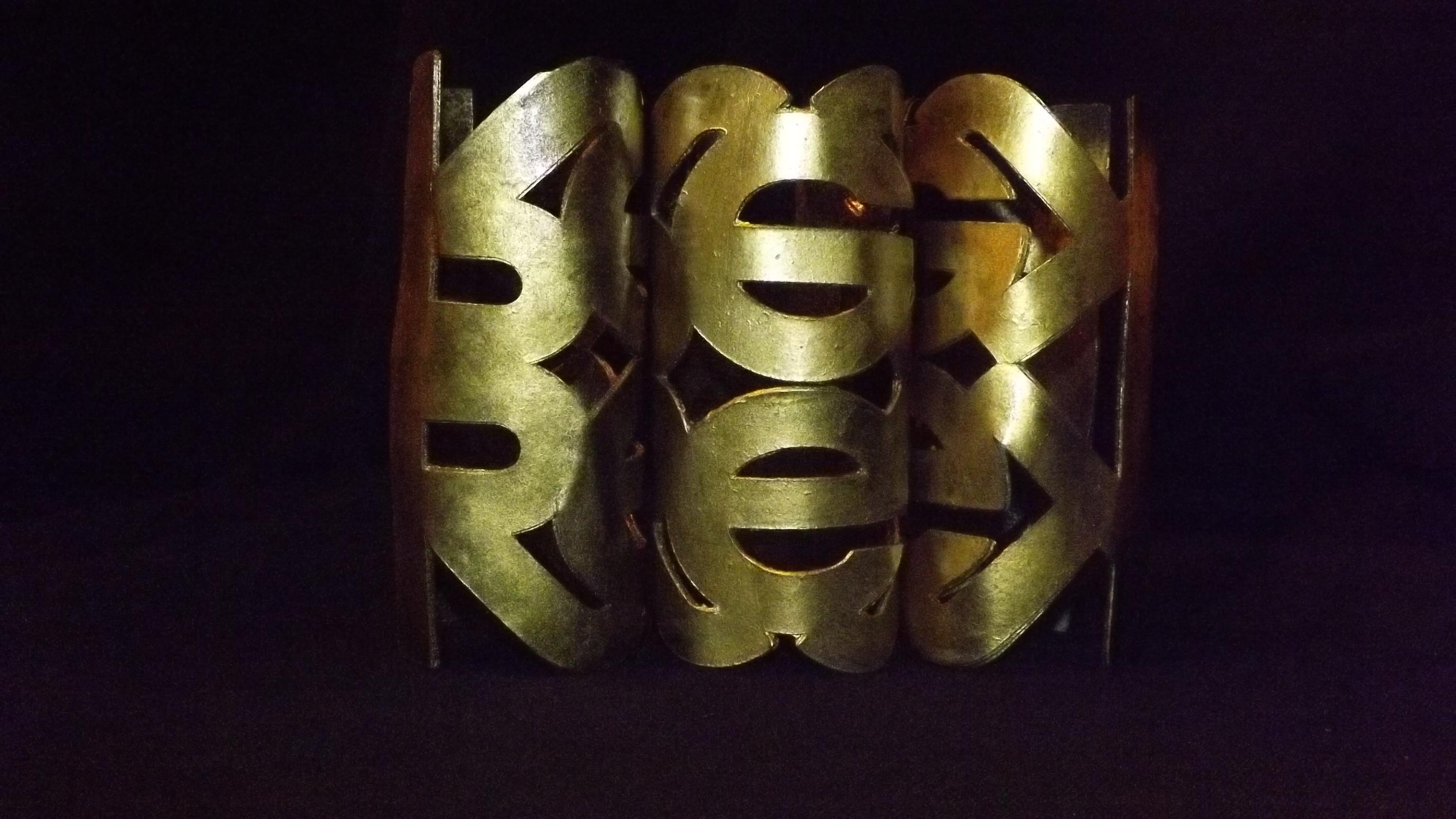 rek mirror gladiator cuff