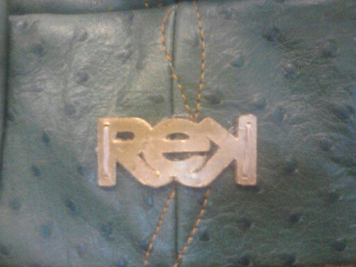 new rek hand crafted label
