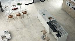 Always Bianco Porcelai Floor Tiles Castelvetro