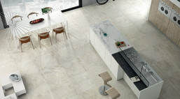 Always Bianco Porcelai Floor Tiles Castelvetro
