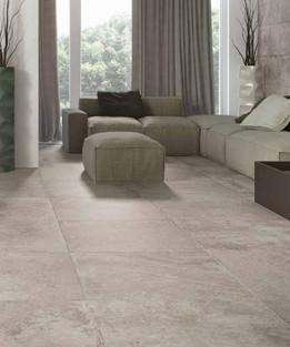 Always Grigio Porcelain floor Tiles Castelvetro