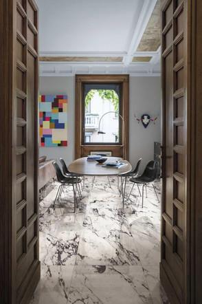 Allmarble,  All Saints Marble, Capraia marble, St Valentine, Marble Tiles, Polished Porcelain, Porcelain floor tiles, Marazzi tiles, Rovic tiles, Italin Porcelain