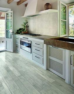 Treverkcountry White, country White, Marazzi tiles, white wooden floor tiles, shabby chic floor tiles, rustic white floor tiles, kitchen tiles