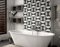 Caprice Moonline Pocelain Floor and Wall Tiles by Equipe.  Spanish Tiles