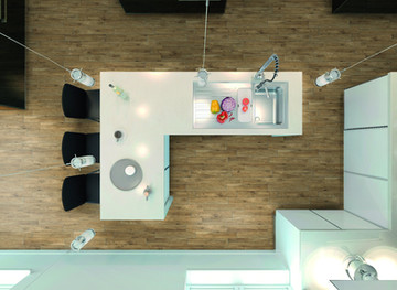 Epping Rovere, Antiqua Rovere, wood-effect tiles, porcelain floor tiles, Energieker, Rovic Tiles