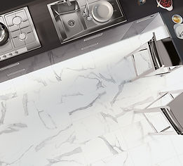 Statuario Bianco, Cerdomus Tiles, Porcelain Floor Tiles, Italian Porcelain Tiles, Kitchen Tiles, Rovic Tiles