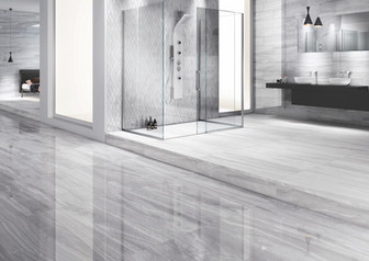 Deluxe Grey Tiles, Luxe Tiles, Cerdomus Tiles, Rovic Tiles, Polished Porcelain, Porcelain Floor Tiles, Italian Floor Tiles