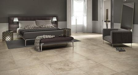 Always Beige Porcelain Floor Tiles Castelvetro