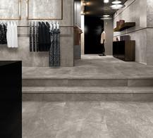 Mexicana Grey, Cerdomus Tiles UK, porcelain floor tiles, Rovic Tiles, Tile Shops in Kent, Tiles in Kent.