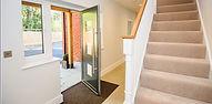 Tiles in Mulberry House Langton Green.  Tile Importers.  Tiles in Kent.  Rovic Tiles.  Zeus Limestone.