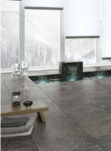 Always Antracite Porcelain Floor Tiles Castelvetro