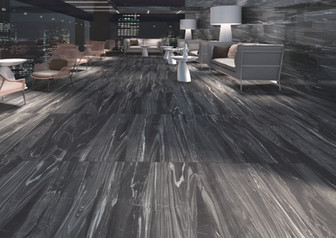 Deluxe Black Tiles, Luxe Tiles, Cerdomus Tiles, Rovic Tiles, Polished Porcelain, Porcelain Floor Tiles, Italian Floor Tiles