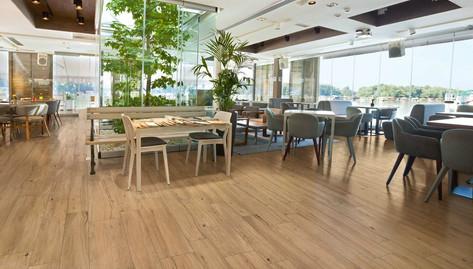Coralwood Nut, Padouk, Wood Effect Tiles, Energieker, Italian Tiles, Porcelain Tiles, Rovic Tiles, Porcelain Floor Tiles