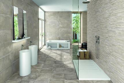 Varese Gris, Verona Gris, Ceramic wall tiles, Azulev tiles, Rovic Tiles, Spanish Wall tiles
