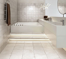 Castle White, Bastille White, Cerdomus Tiles, porcelain floor tiles, Rovic Tiles, Tile Shops in Kent, Tiles in Kent