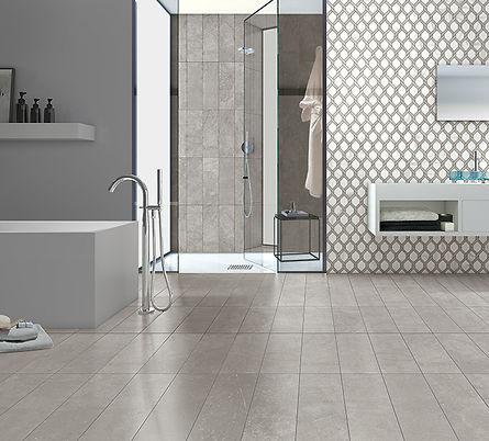 Mexicana Silver, Cerdomus Tiles UK, porcelain floor tiles, Rovic Tiles, Tile Shops in Kent, Tiles in Kent