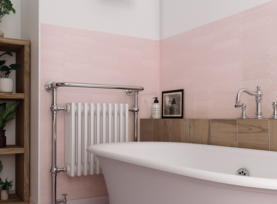 Dart 5 x 25 Blush Pink