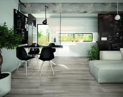 Avantgarde Taupe, Advance Taupe, wood-effect tiles, porcelain floor tiles, Energieker, Rovic Tiles