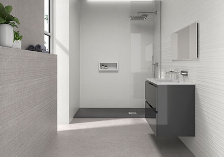 Ageless Perla Wall and Floor Tiles.  Rectified.