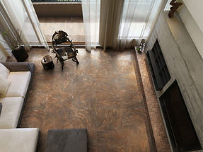 Dome rust, Cathedral Rust, Cerdomus tiles, porcelain floor tiles, Italian floor tiles, Rovic Tiles, Tile Shops in Kent, Tiles in Kent