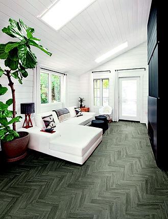 Marazzi Visual Grey Stoneware Porcelain Wood Effect Tiles