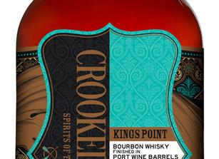 Kings Point Port Cask Bourbon-Available Again!