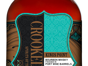 Kings Point Port Cask Bourbon-Available Again!