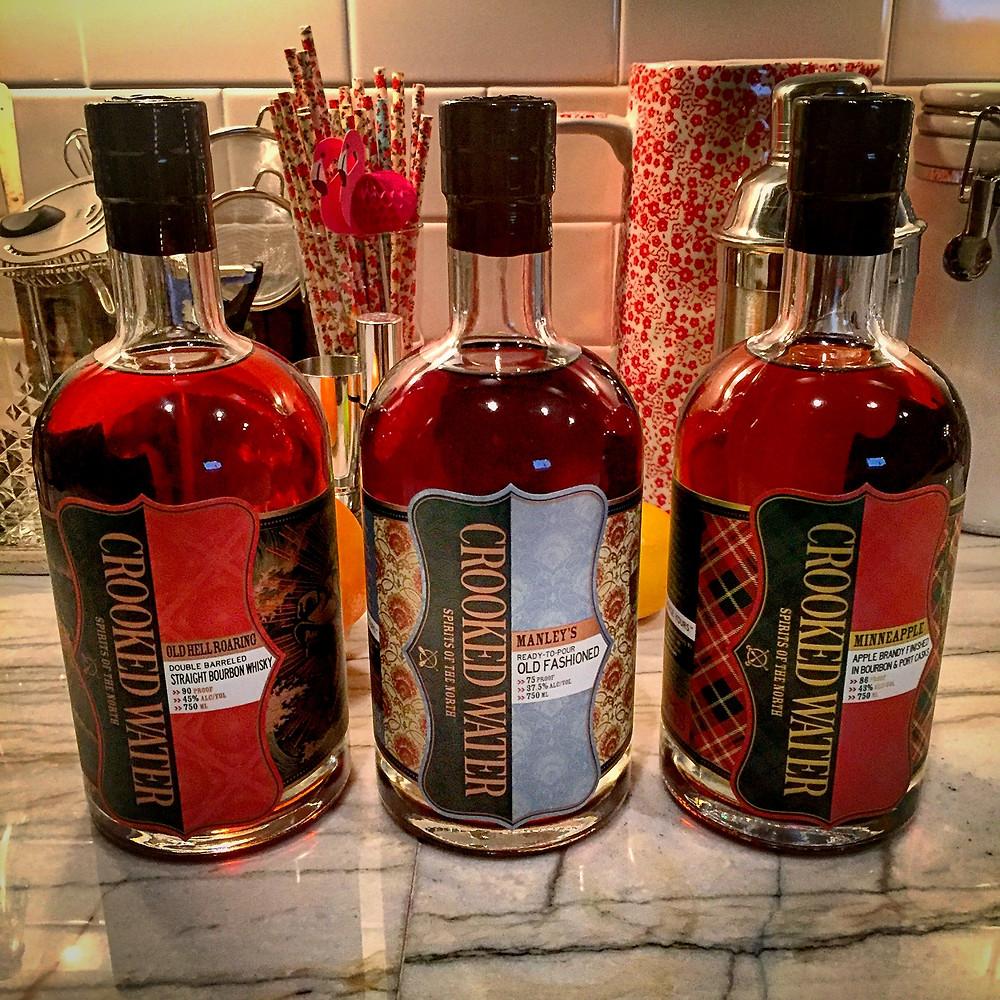 Golden Trio of Deliciousness: Bourbon, Old Fashioned, Brandy