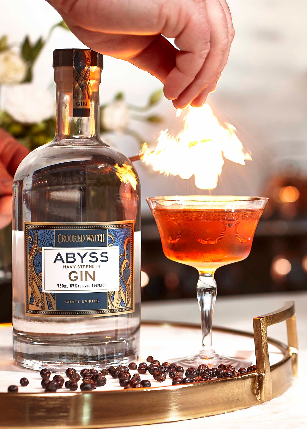 Abyss Gin, London Dry