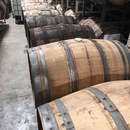 Used 53G Bourbon Barrels