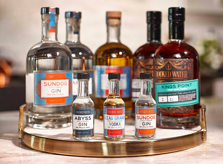 Crooked Water Family of Spirits