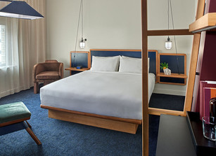 Crooked Water expands to the stunning new Emery Hotel in Minneapolis.