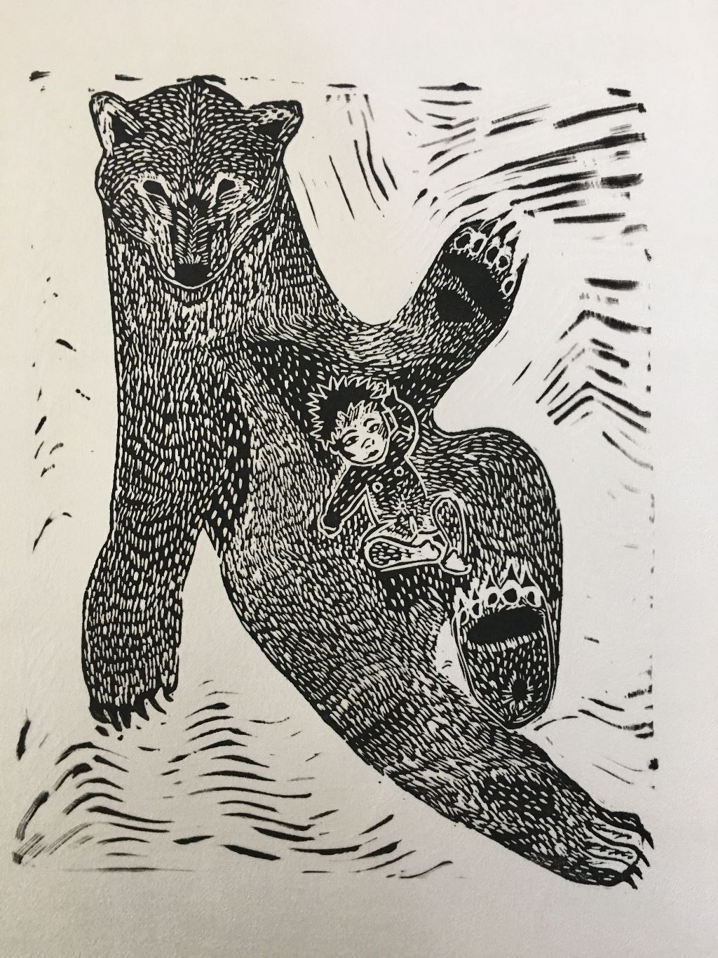 The Bear's Child