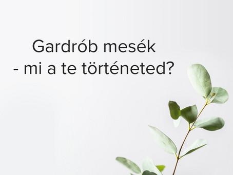 Zöld gardrób mesék - Zsófi története
