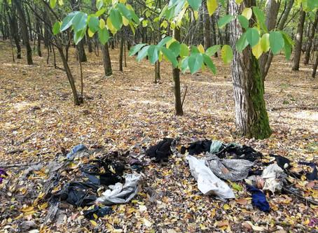 A ruhaipar és a környezetszennyezés