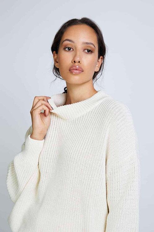 Soho biopamut pulóver