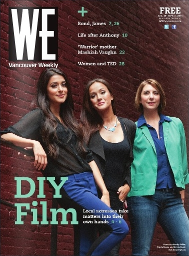 WE Vancouver Weekly
