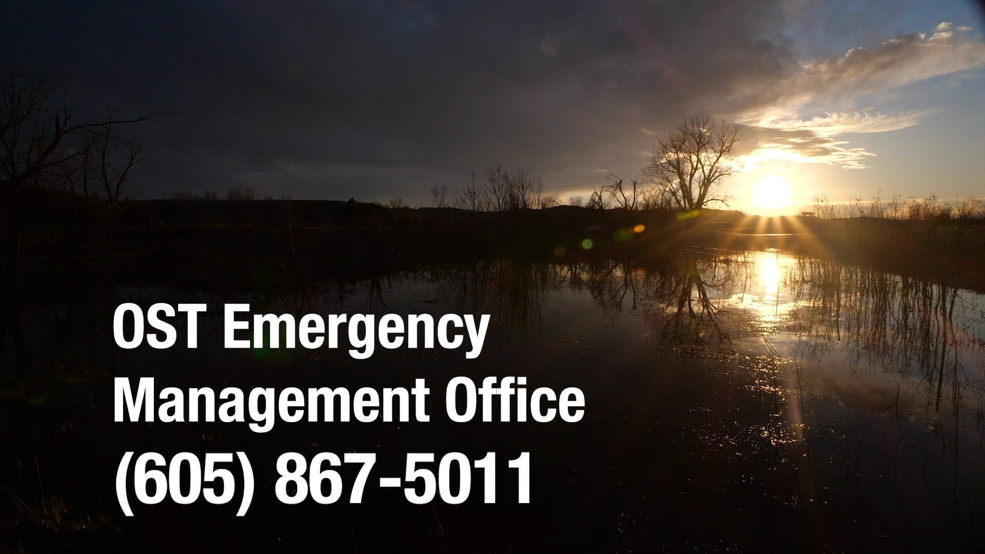 Pine Ridge Residents: Submit Your Flood Damage Info by Tuesday Midnight