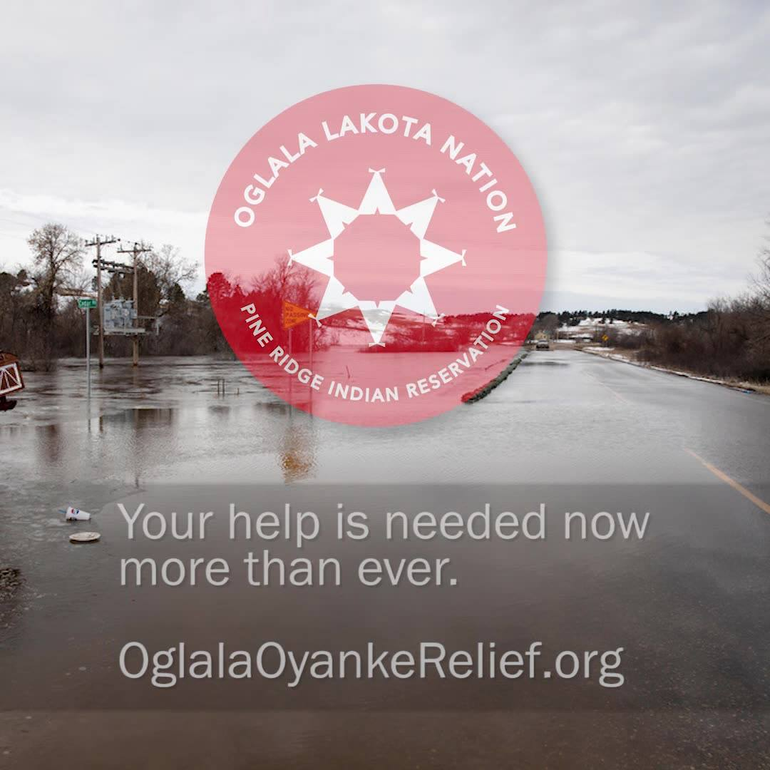 Oglala Lakota Nation Flood Emergency