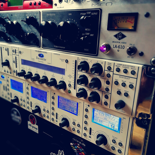 Preamp Flavours.