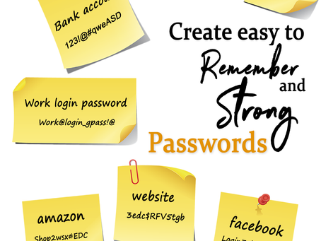 Managing Password chaos!