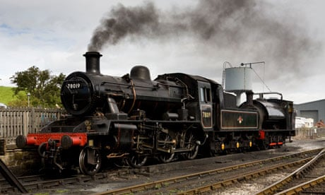 Embsay Bolton Abbey Steam Railway