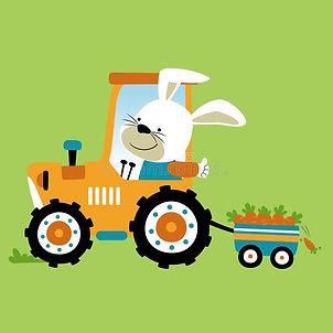 bunny-tractor-lot-carrots-vector-cartoon