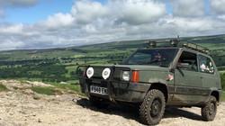 Green Laneing around Yorkshire