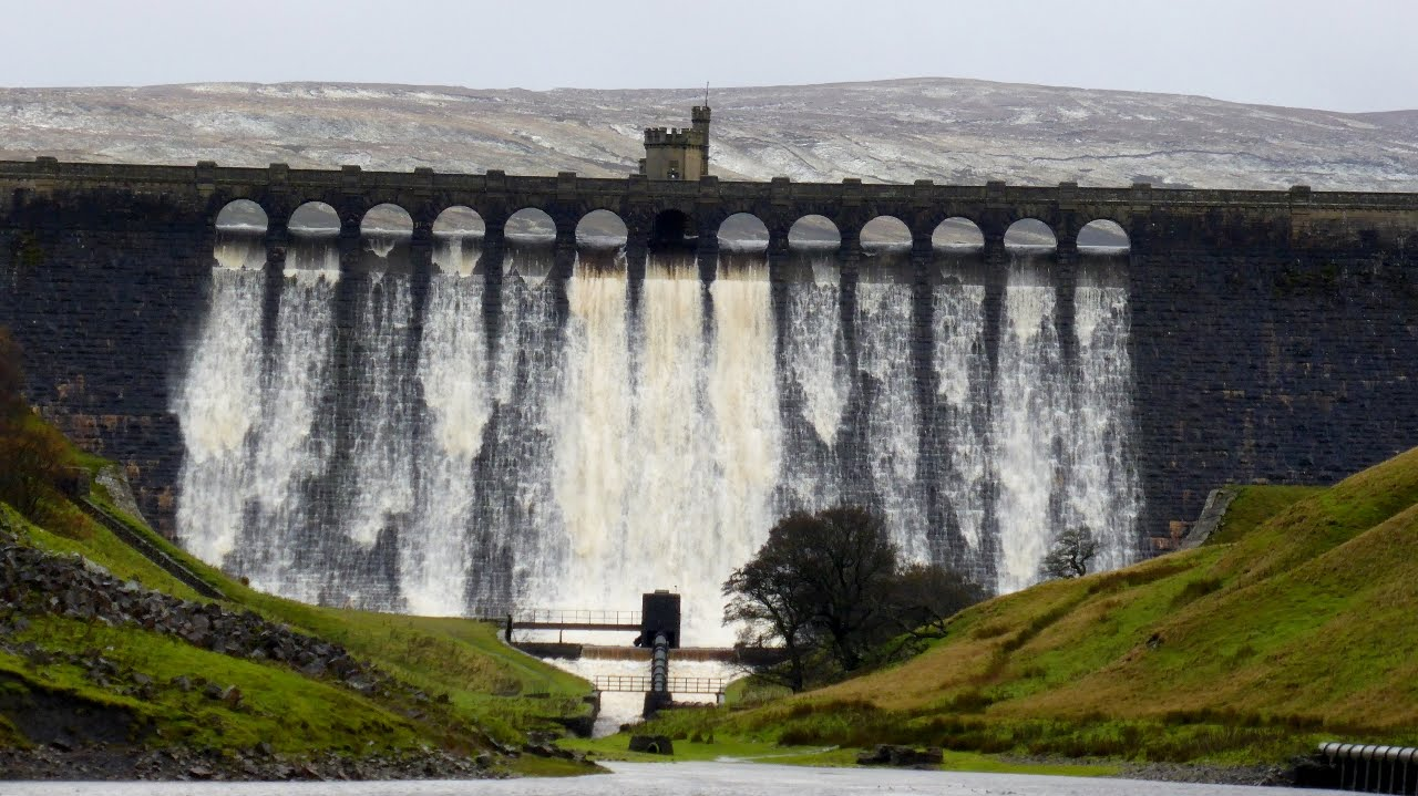 Scar House Reservoir