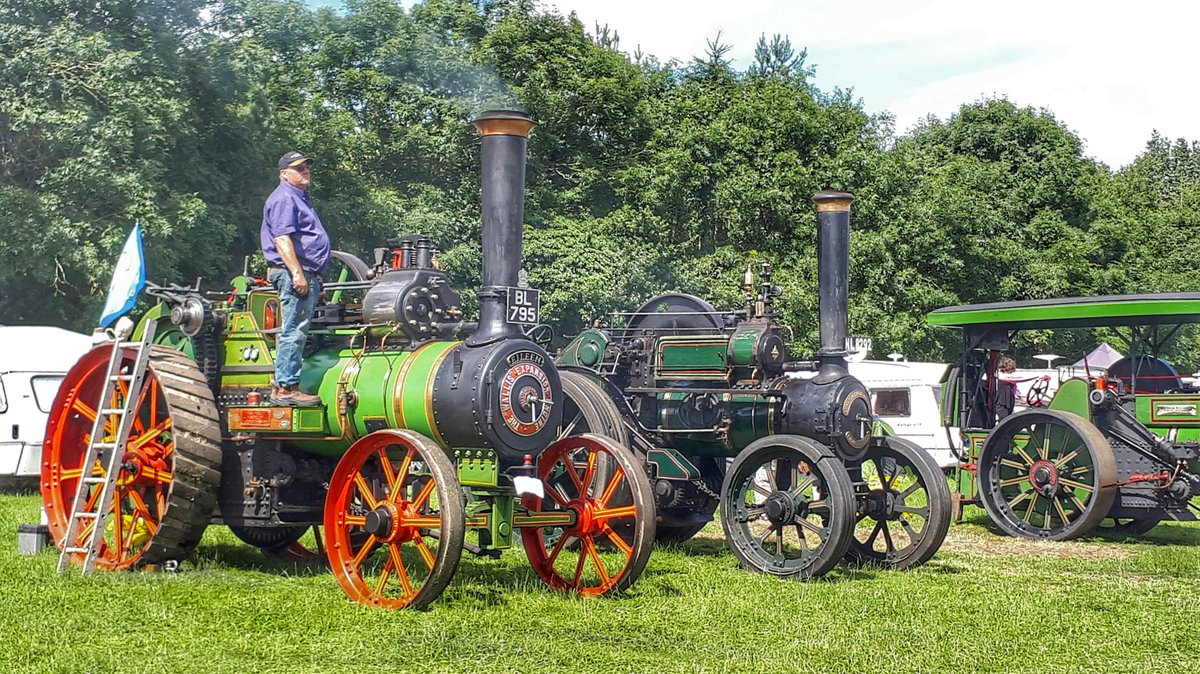 masham steam enguine rally