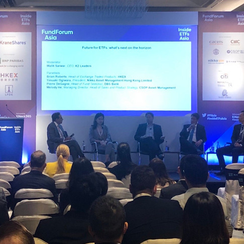 FundForum Asia: Inside ETF's Asia