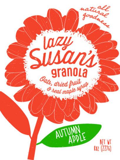 Autumn Apple Granola