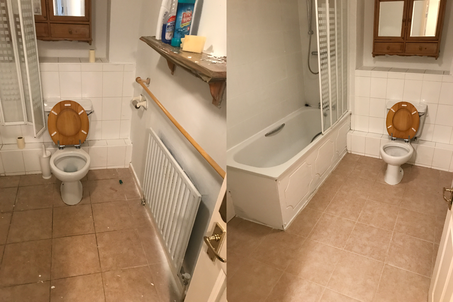 End of tenancy cleaning