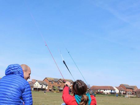 Kiting adventures
